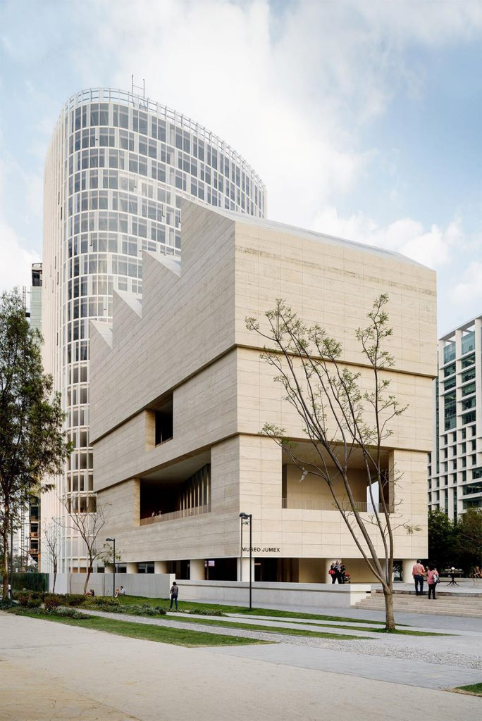 Museo Jumex, a must visit on a walking tour of Polanco