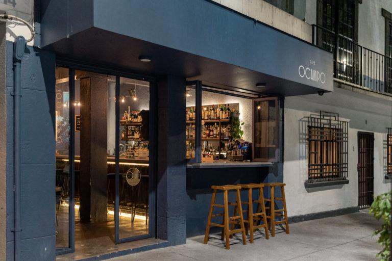 Café Ocampo, Cuauhtémoc Mexico City