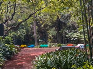 Audiorama de Chapultepec in Bosque de Chapultepec in Mexico City