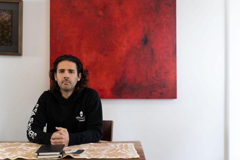 Alfonso Gómez, Filmmaker & Animal Rights Activist