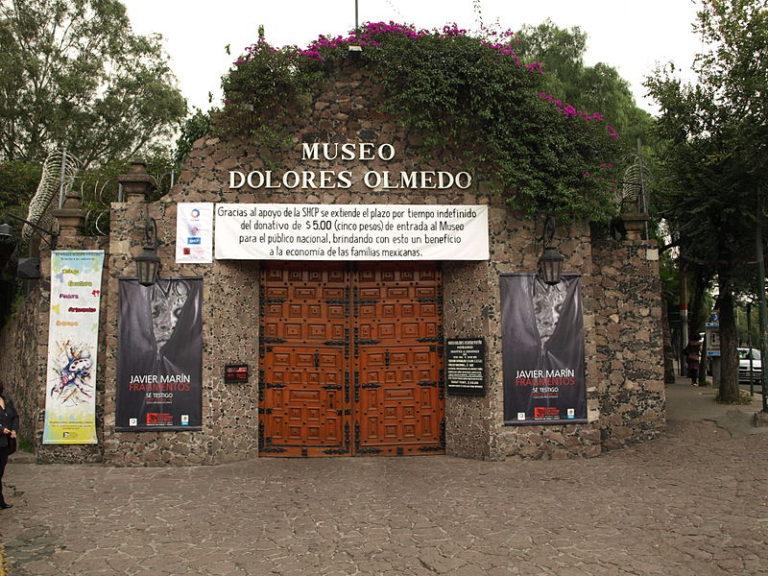 Museo Dolores in Xochimilco Mexico