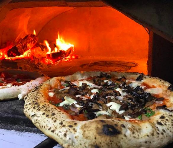 Pizza Felix in Roma Norte