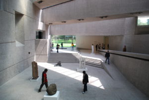 Museo Tamayo contemporary art museum in Mexico City