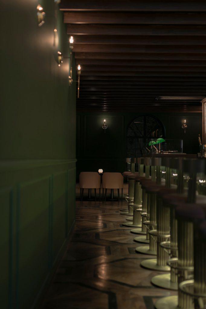 Tokyo Music Bar an Edo Kobayashi speakeasy bar in Cuauhtémoc Mexico City