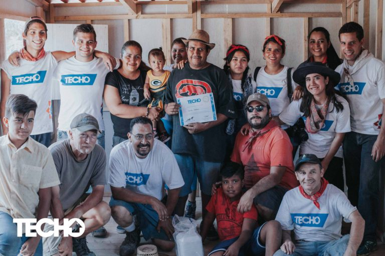 Casai partners with nonprofit organization TECHO
