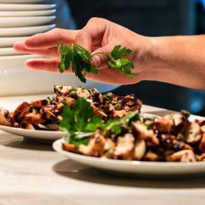 Estiatorio Nostos greek restaurant in las lomas mexico city