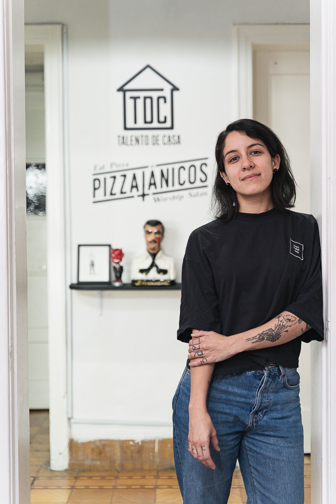 Andrea Flores,Label Manager at Believe Music