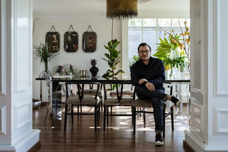 Héctor Pardo, Communications & Client Director at Louis Vuitton