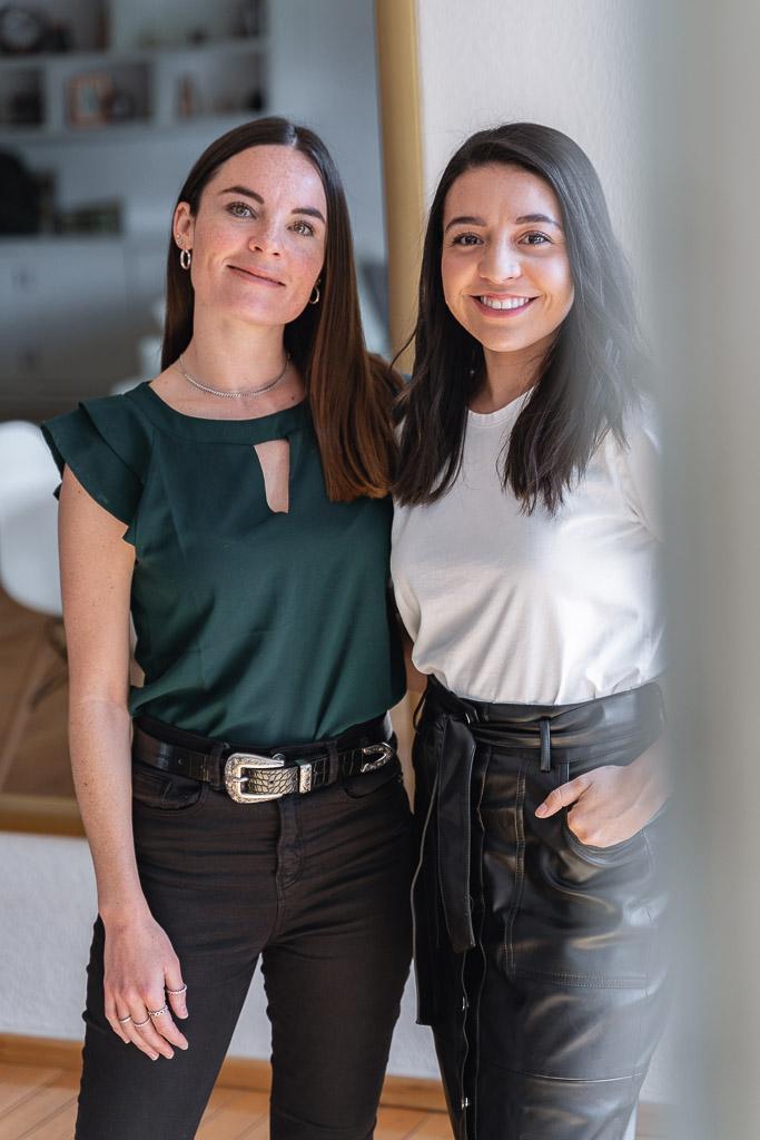 Pamela Madero & Fernanda Ortega, Co-founders of La Consultoría