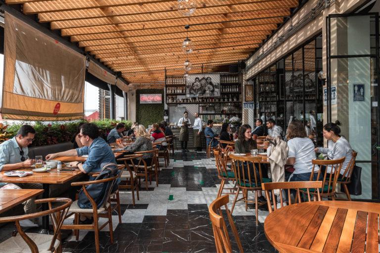 Centro Historico in mexico city