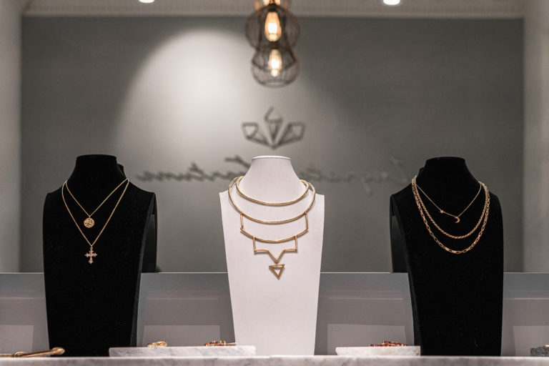 Ingrata Fortuna is a jewelry brand in Roma, Mexico City