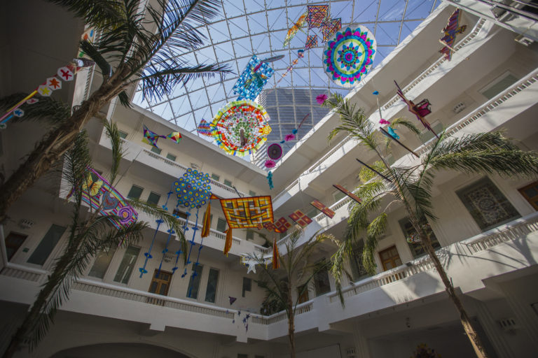 Museo de Arte Popular Mexian folk art museum in centro Mexico City