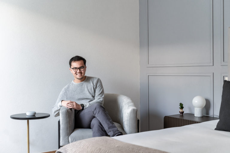 Nico Barawid CEO and Co-founder of Casai