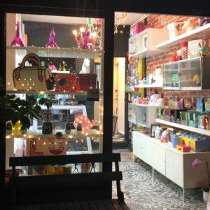 Rojo Bermelo boutique shop in Condesa Mexico City