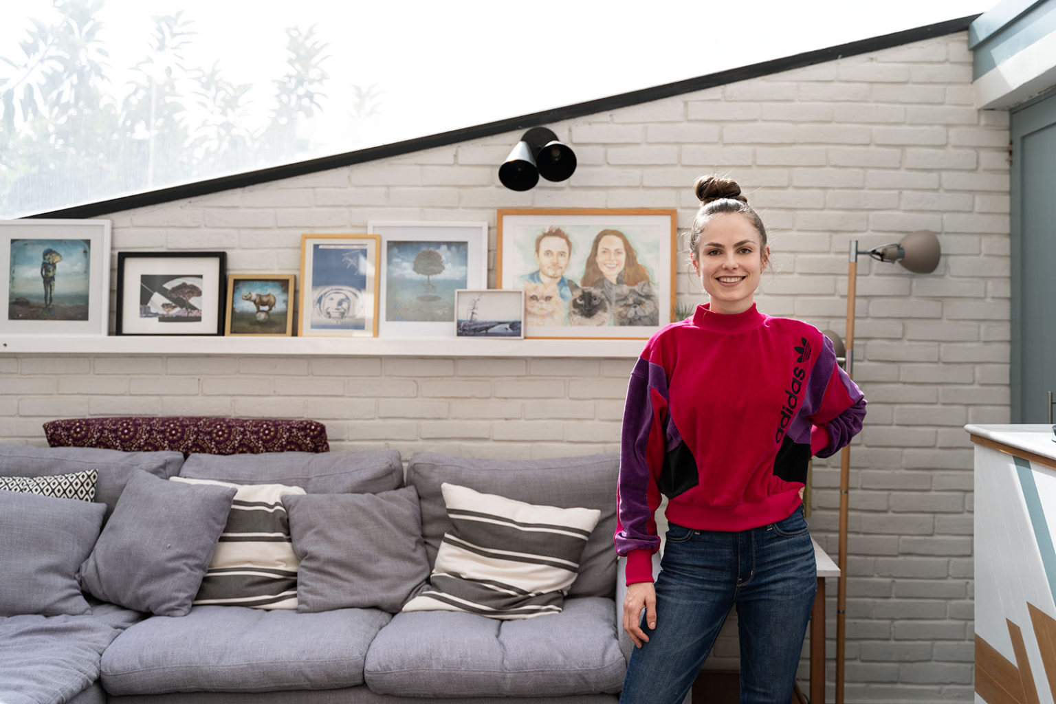 Ashley Dobrovic, Former TV Stylist & full-time mom