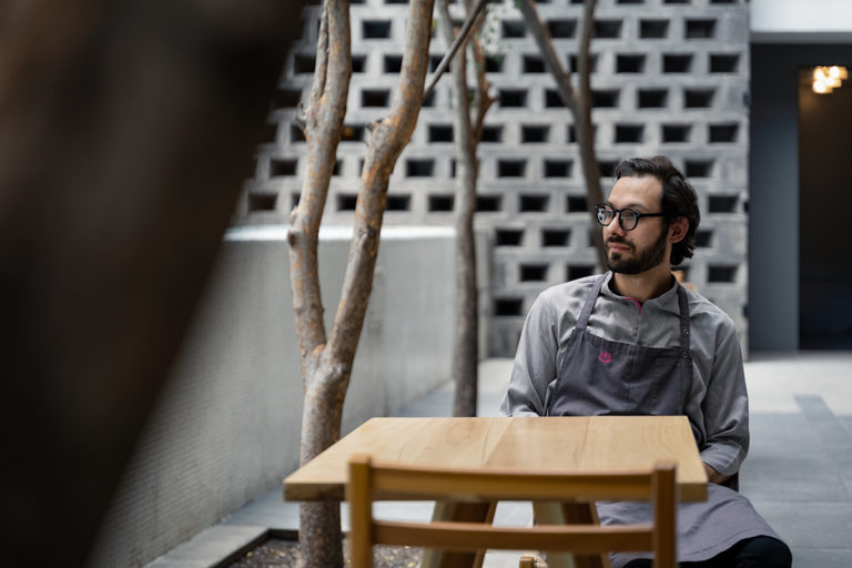 Joaquin Cardoso, Chef and Co-founder of Loup Bar