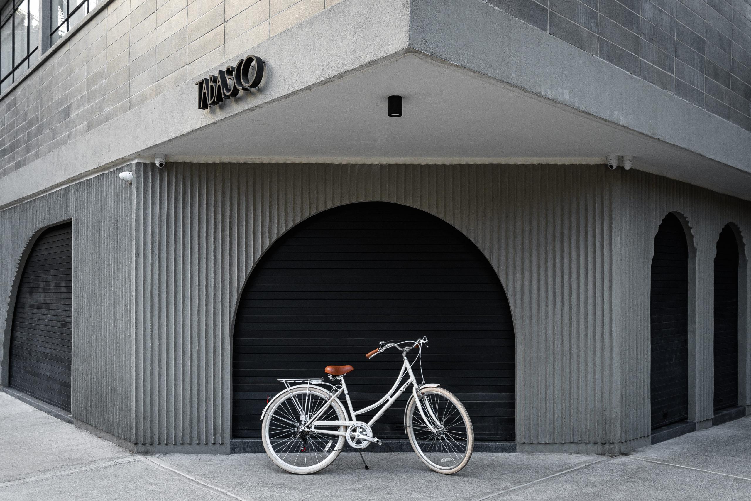 Casai city bikes roma norte mexico city