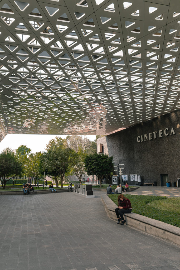 Cineteca Nacional, Coyoacán Mexico City