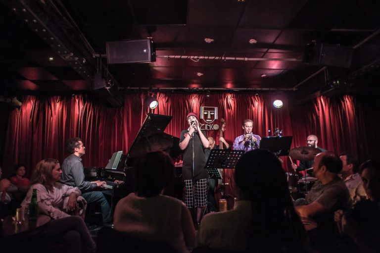 Zinco Jazz Club, Centro Mexico City