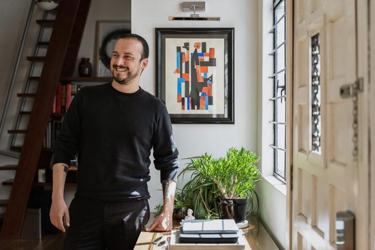 Gilberto Solís,Architect & Designer