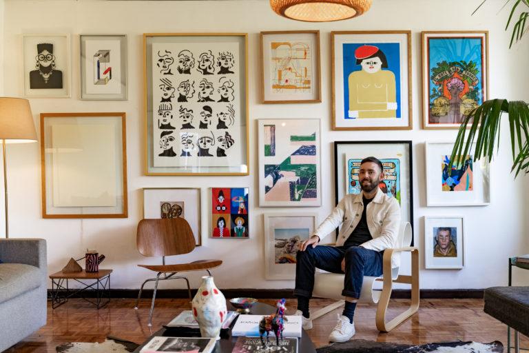 Oscar Cuevas, Sales Executive at Herman Miller