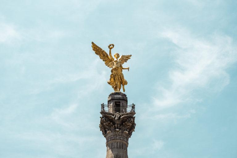 El angel de la independencia