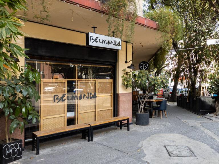 Belmondo, Roma Norte, Mexico City