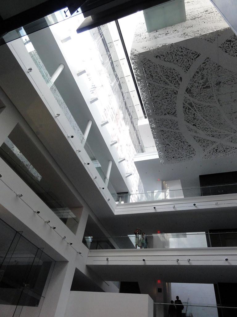 Museo Memoria y Tolerancia, Juárez Mexico City