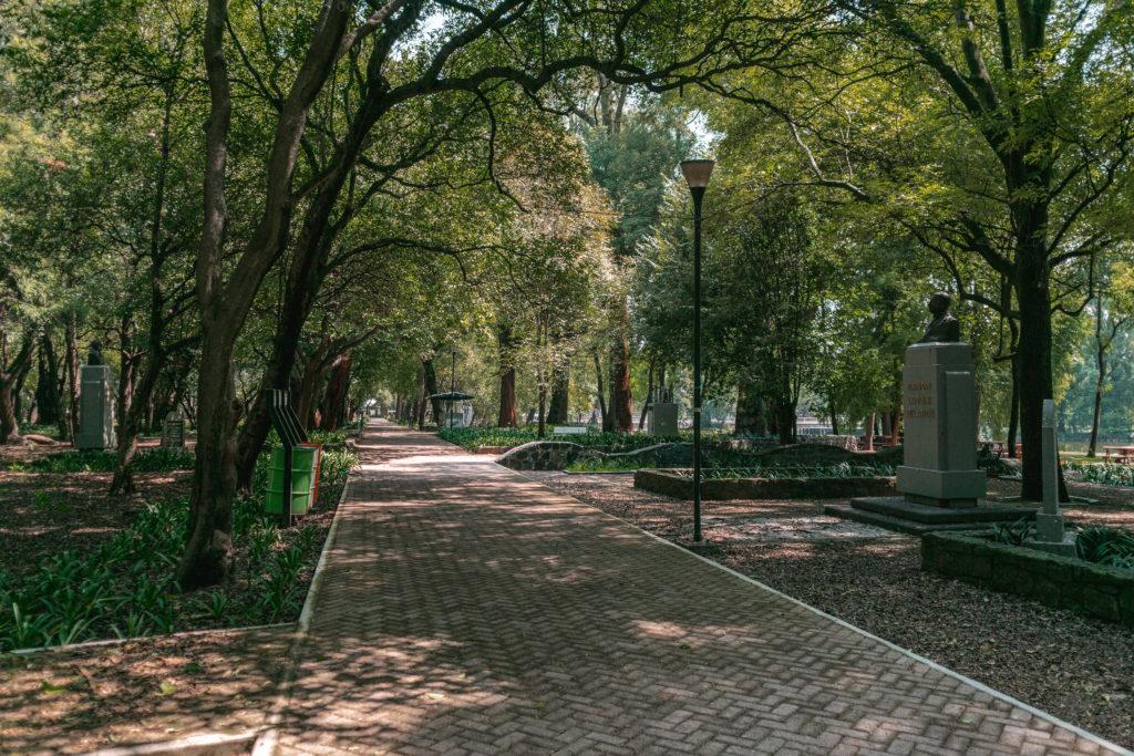 Calle de los poetas