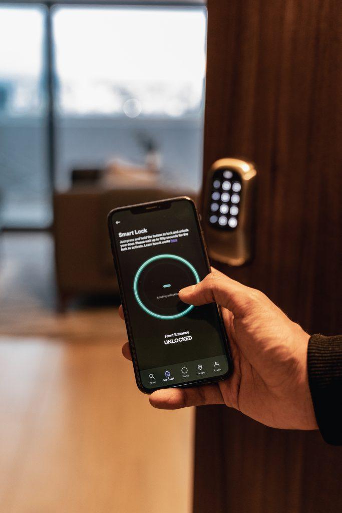Tech in Hospitality: Smart Lock2