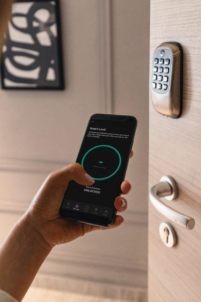 Tech in Hospitality: Smart Lock1