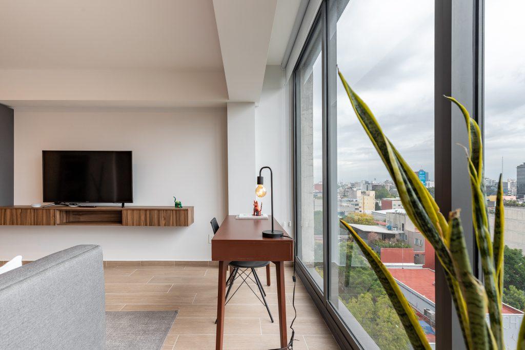 casai apartment in roma norte mexico city