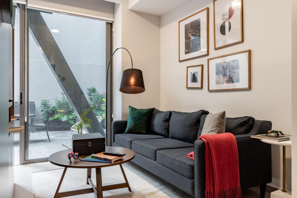 casai apartment in roma norte