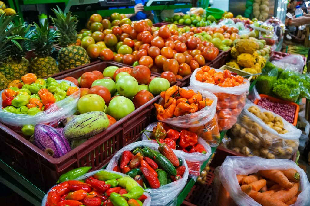 markets in mexico city