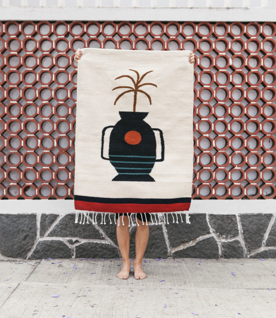 Designed by Mexico-City based artist M.A