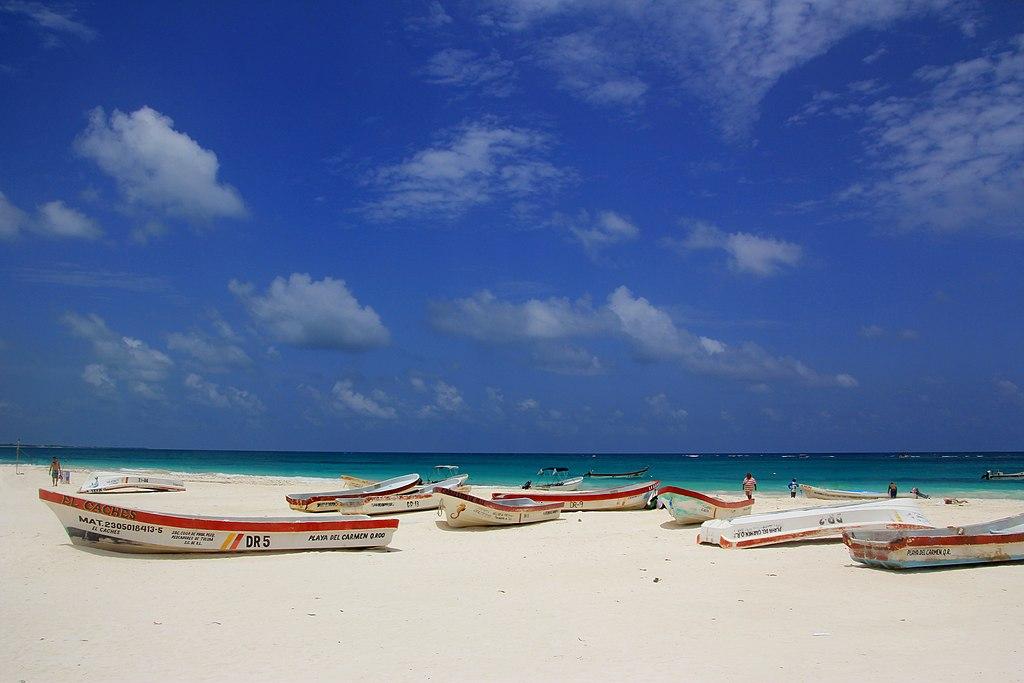Playa Paraíso, Tulum, México