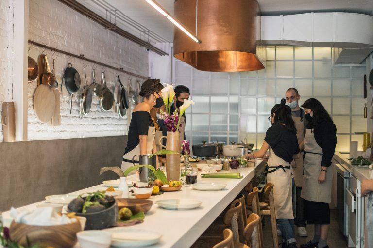 Cucina culinary experience in Roma Norte Mexico City