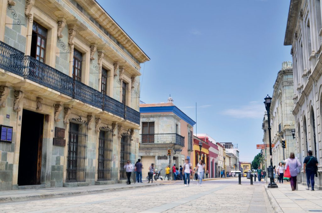 One of the best places to live in Latin America, Oaxaca City