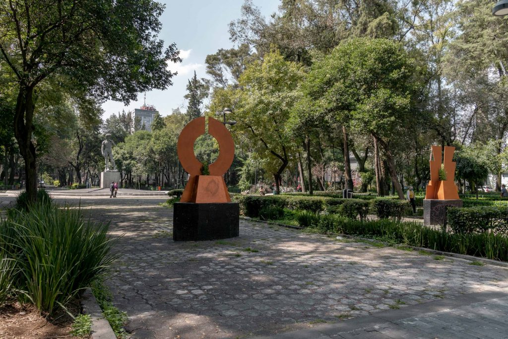 Plaza Rio de Janeiro, Roma Norte