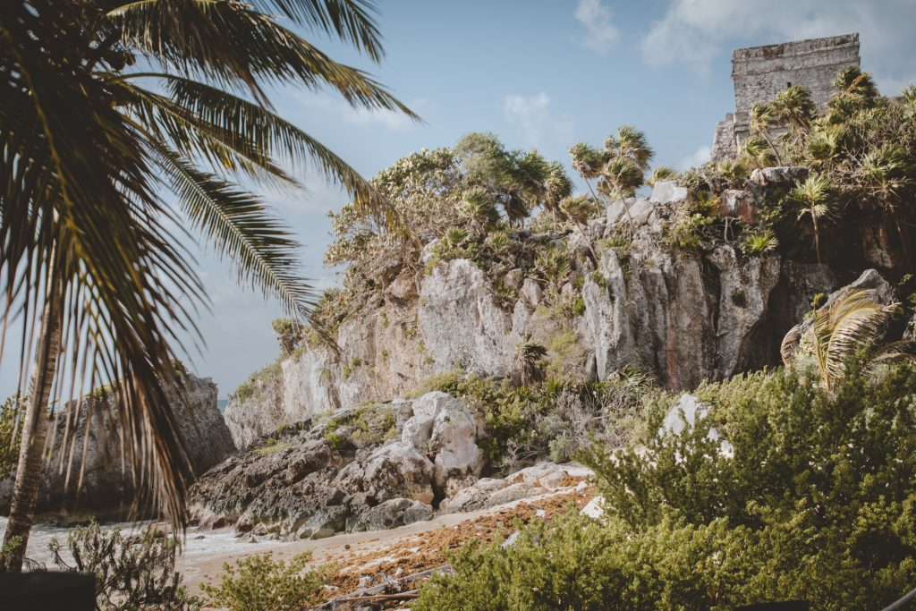 One of the best things to do in a day in Tulum - The Maya Ruins