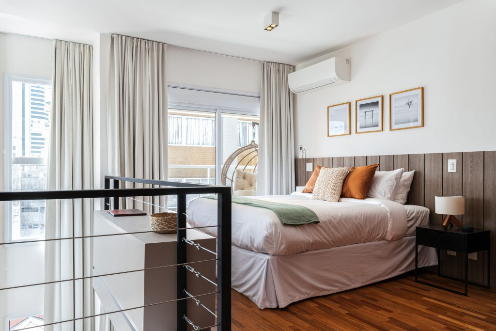 Summer vacation in Brazil - Bethânia Dream Duplex, Jardins. Where to stay during Pride in São Paulo