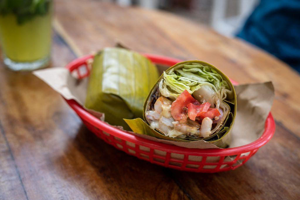 Burrito Amor, Brunch in Tulum.