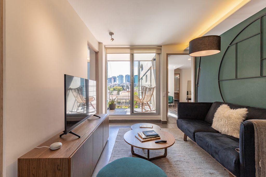 Coleadas Luxury Apartment - Polanco, Mexico City