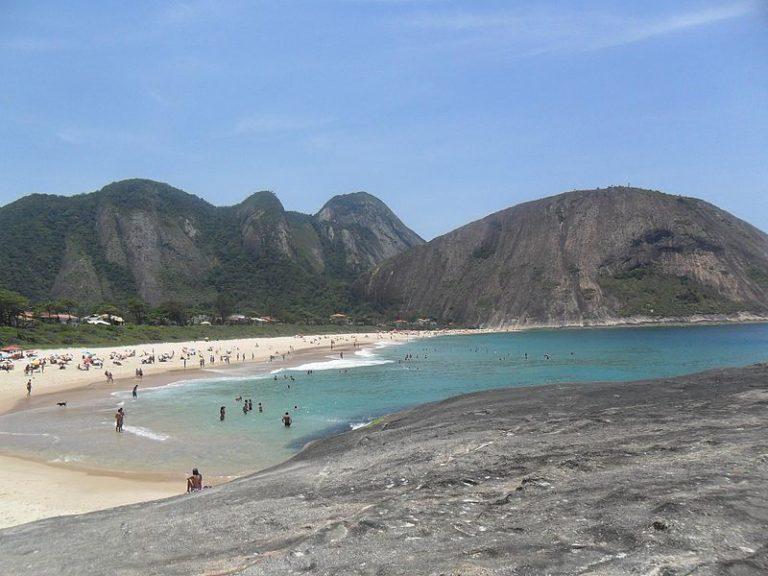 Praia de Itacoatiara_Rio de Janeiro