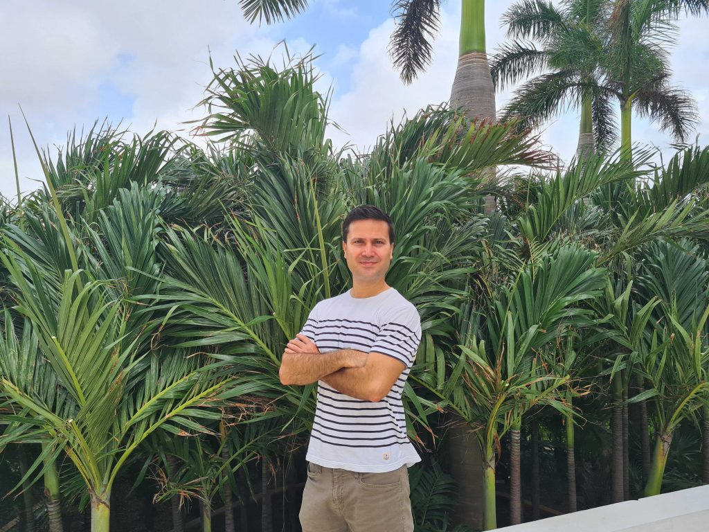 Patricio Musi - Supply Director for the Growth Team in Mexico