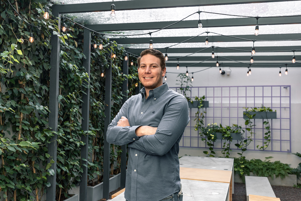 Andrés Mendoza - Supply Director of Growth Teams
