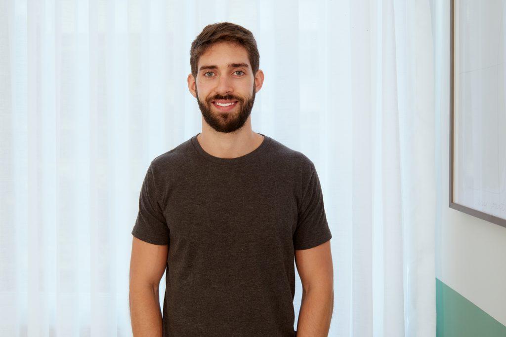 João Felipe Calmon - Real Estate Manager in Brazil
