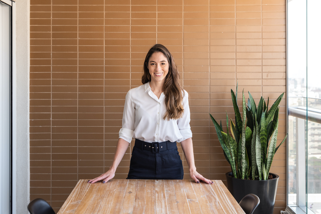 Fernanda Marques - Real Estate Director in the Growth Teams