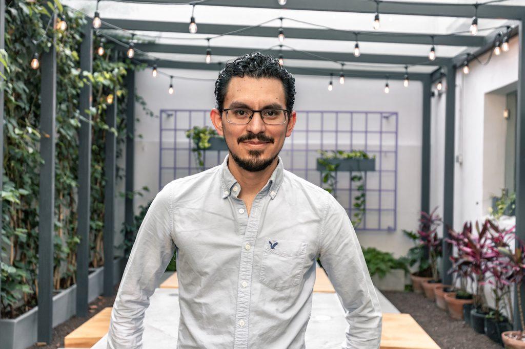 Miguel Magos, Data Science Director at casai