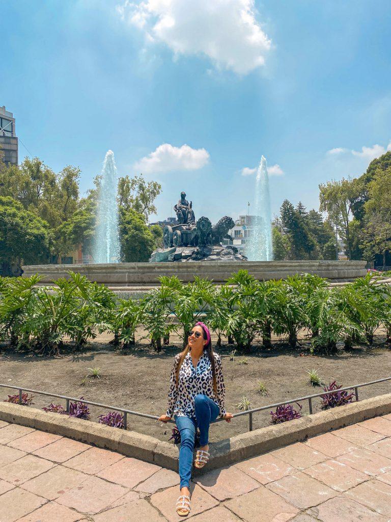 Teté of pasaportete in roma norte mexico city